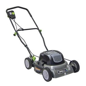A simple DIY to convert your lawnmower to run on solar power.