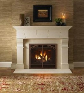 Natural Gas Fireplaces and home energy